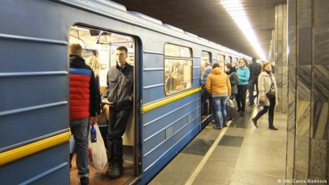 Как киевское метро стало заложником санкций против РФ (видео)