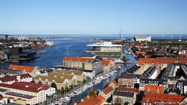 В Дании расследуют схему отмывания денег через банки Восточной Европы