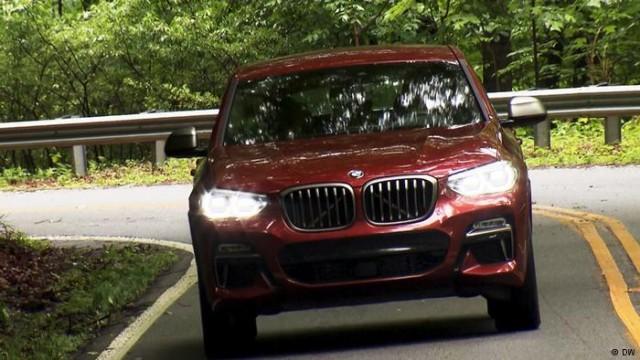 BMW отзывает сотни тысяч автомобилей в Европе