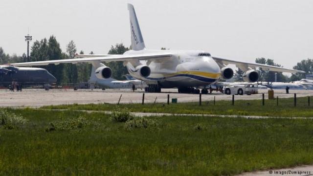 """""""Мечта-2"""": что мешает достроить второй самый большой самолет мира? (Видео)"""