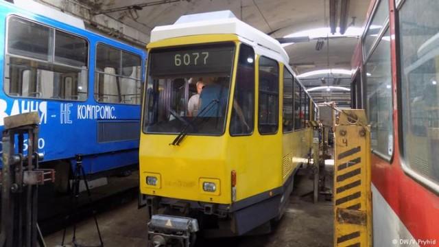 Осторожно, двери не открываются: как Львов купил трамваи в Берлин