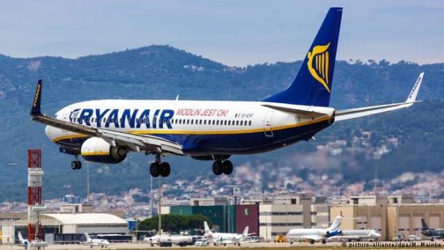Начался крупнейшая забастовка пилотов в истории Ryanair