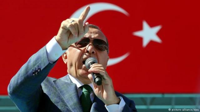 Эрдоган: Турция готова перейти на расчет нацвалютой с Украиной