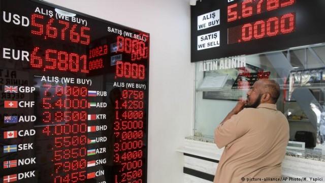 Комментарий: Турецкая кризис опасна для экономики Европы