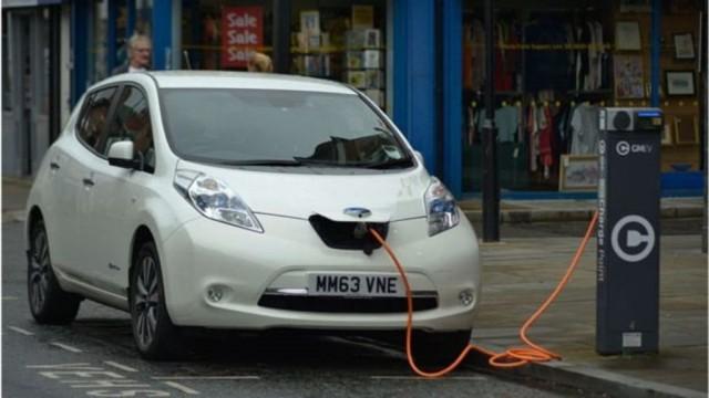 Как электромобили стремительно становятся популярными