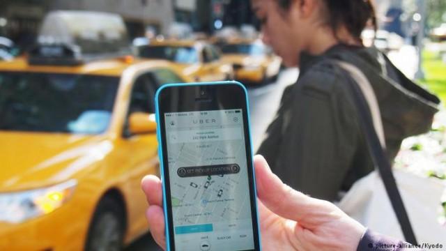 Прощай, Uber, или ли наступает конец экономики общего пользования