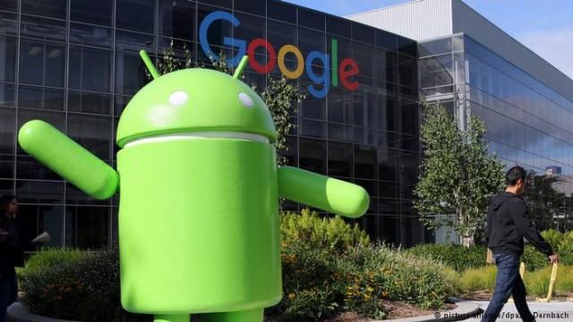Против Google подали через скрытую геолокацию