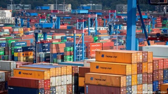 Объем торговли Германии с южнокавказскую странами растет