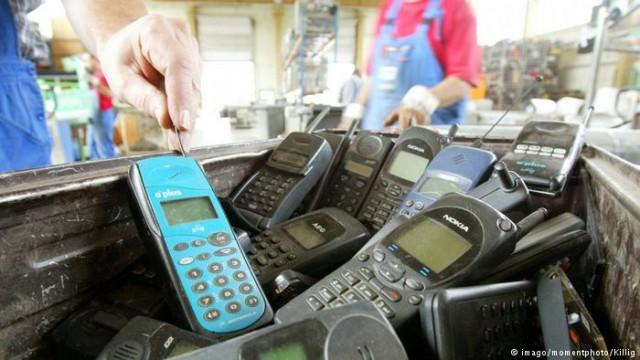 Утилизация электронных отходов по-немецки (видео)