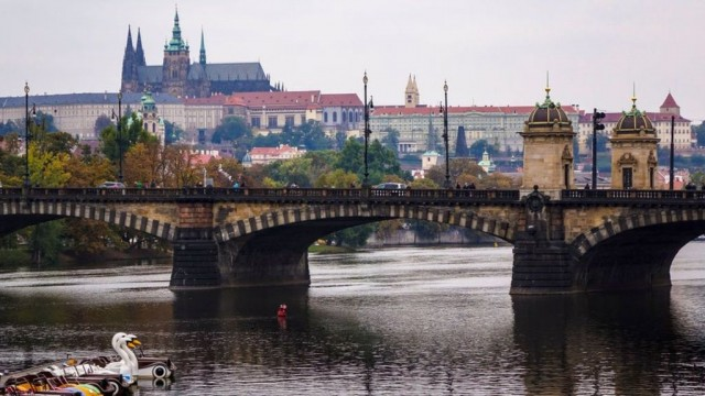 Ли в Чехии много украинских беженцев и мигрантов?