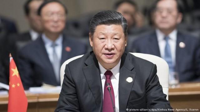 """Лидер Китая обещает Африке рост благодаря """"новому Шелковому пути"""""""