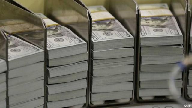 Международные резервы Украины продолжают сокращаться
