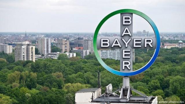 Bayer вложил 200000000 долларов в новый завод в Украине