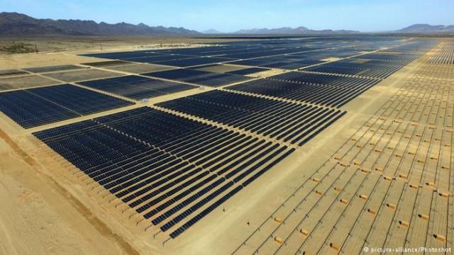 Калифорния планирует до 2045 года полностью перейти на чистую электроэнергию