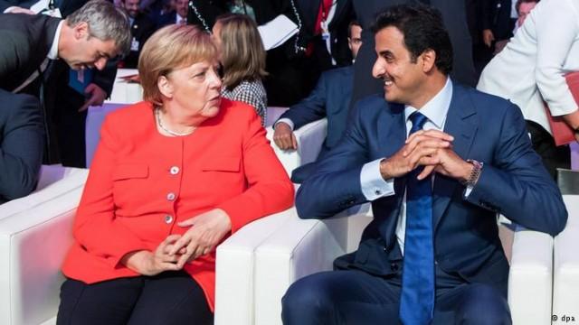 Катар настойчиво подталкивает Германию к строительству терминала СПГ