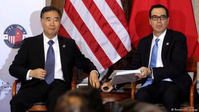 США предложили Китаю продолжить торговые переговоры