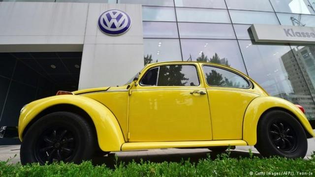 """Volkswagen прекращает производство легендарных """"Жуков"""""""