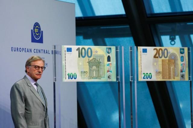 В Европе показали новые евро - фото