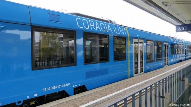 Водородный поезд - европейский технологический прорыв с оговорками
