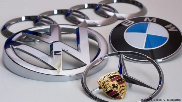 ЕС расширил расследование заговора немецких автогигантов BMW, VW и Daimler