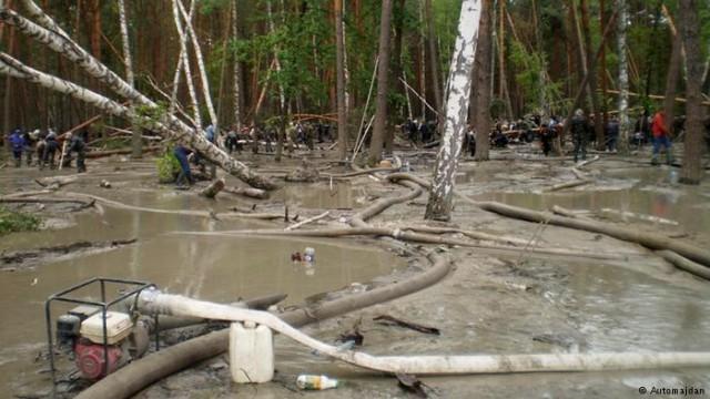 """""""Янтарные войны"""" под мониторингом ОБСЕ (видео)"""