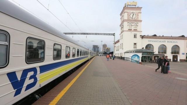 """Поезд """"Четыре столицы"""" отправился: сколько длится и стоит путешествие"""