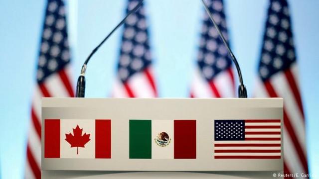 США и Канада достигли прорыва по североамериканской соглашения о ЗСТ
