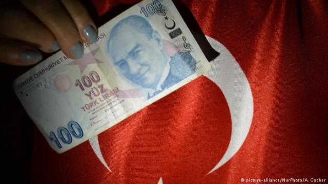 Инфляция в Турции достигло 15-летнего максимума