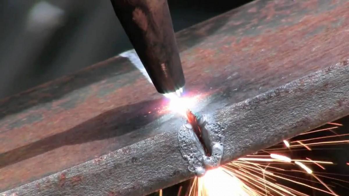 Работы по сварке и резке металлических конструкций с выездом на объект