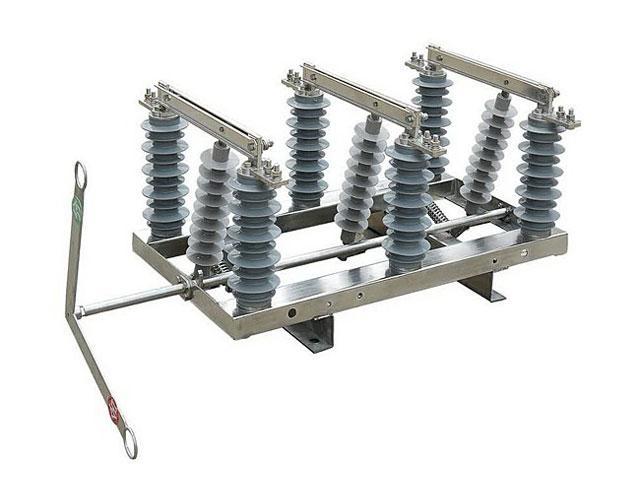 Разъединители высоковольтных сетей наружной установки