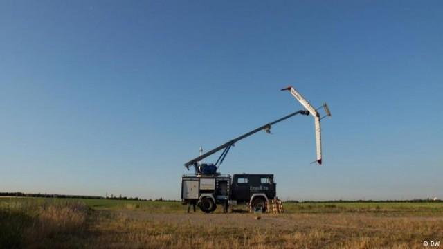 Воздушные змеи - новое слово в ветровой энергетике? (Видео)