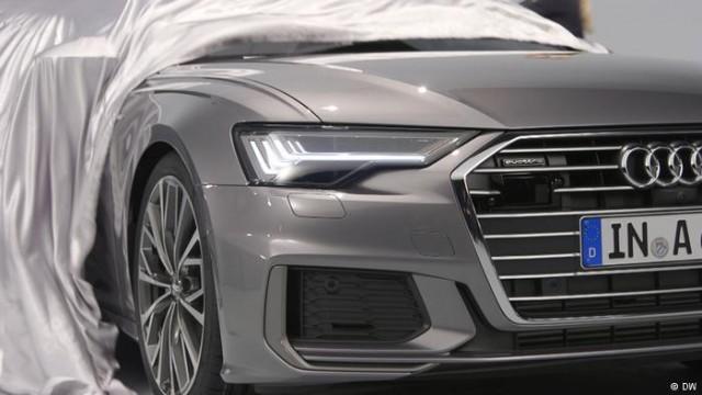 """Audi выплатит 800000000 евро штрафа за """"дизельный скандал"""""""