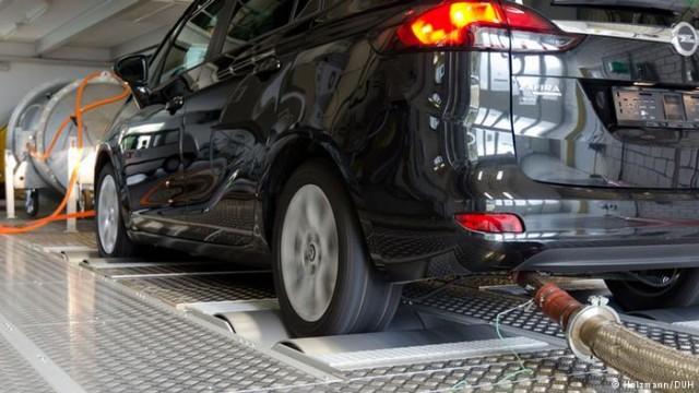 Opel придется отозвать 100000 дизельных автомобилей