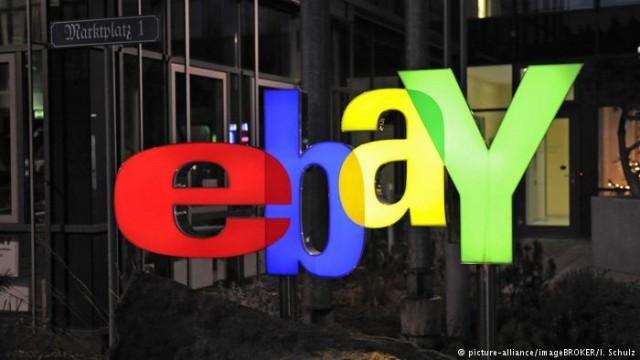 Ebay судится с Amazon