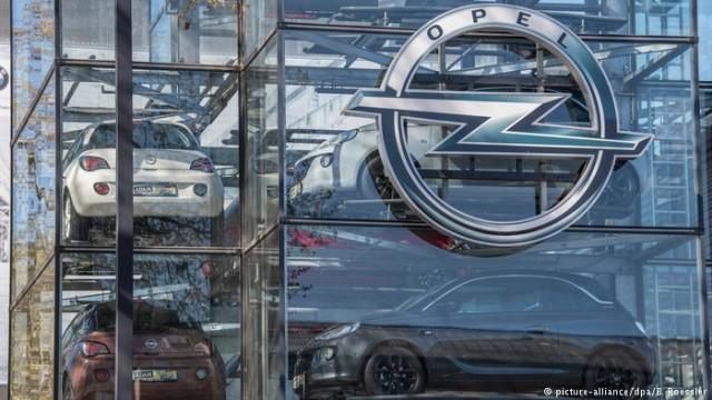 Opel приказали отозвать 100000 дизельных авто из-за нарушения