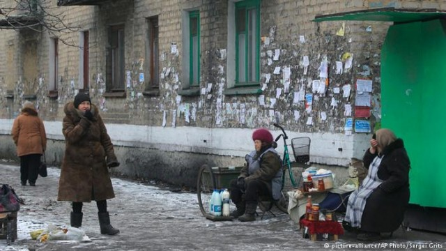 Почему богатая Украина такая бедная? (Видео)