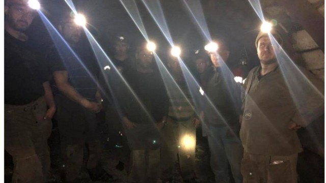 Шахтеры под землей: может забастовку в Лисичанске перерасти в общий?