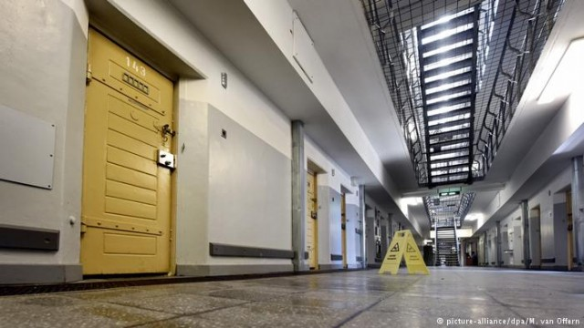 Заключенные как дешевая рабочая сила в ФРГ (видео)