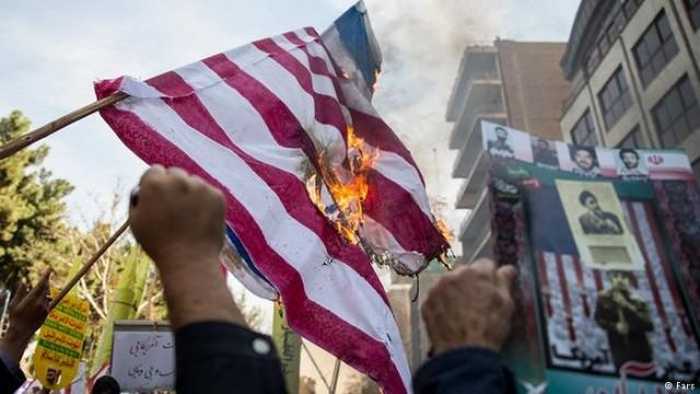 Санкции США в отношении Ирана вступили в силу