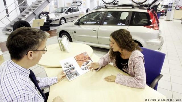 Автодилеры Германии опасаются, что уже через 5-10 лет будут не нужны
