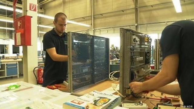 В последующие десять лет Германии хватит 100000 инженеров