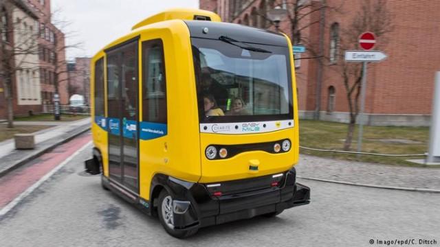 Самоуправляемые автомобили: США и Германия - лидеры по количеству патентов
