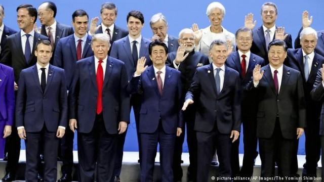 Саммит G20 завершился немногими компромиссами