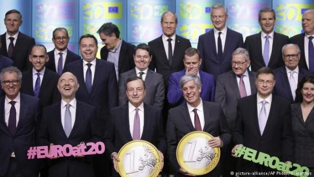 Министры финансов стран ЕС согласовали компромиссную реформу валютного союза