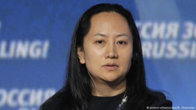 В Канаде задержали финансовую директора Huawei, Китай возмущен