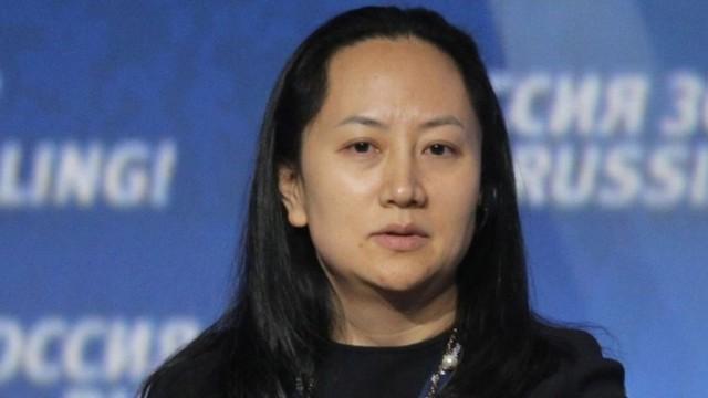 Финансовая директор Huawei арестована по запросу США