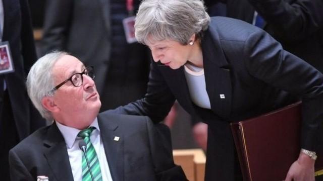Брекзит Евросоюз отказался пересматривать соглашение