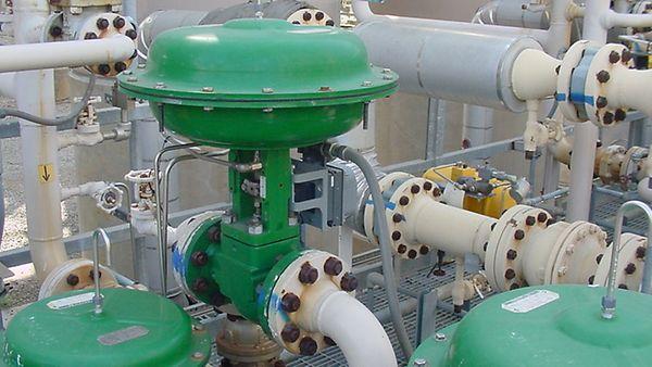 Запорная и регулирующая трубопроводная арматура