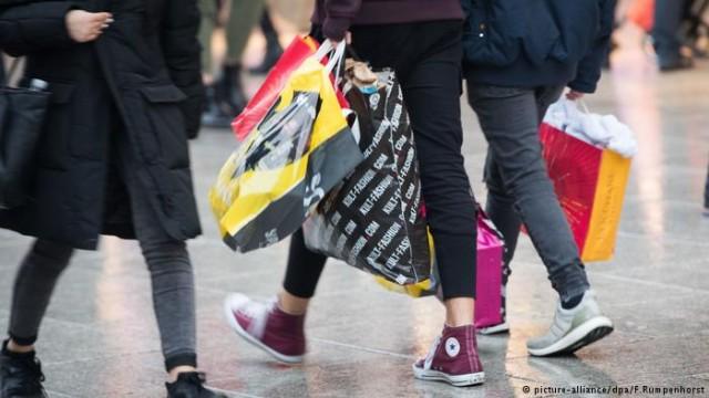 Сколько немцы тратят на еду, одежду и коммунальные услуги