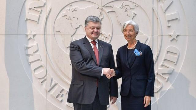 МВФ одобрил выделение транша на $ 1400000000 для Украины